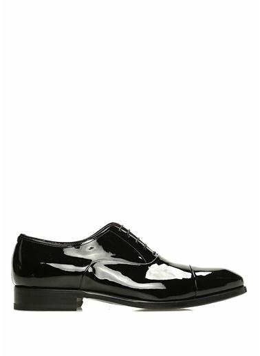 Magnanni Deri Smokin Ayakkabısı Siyah